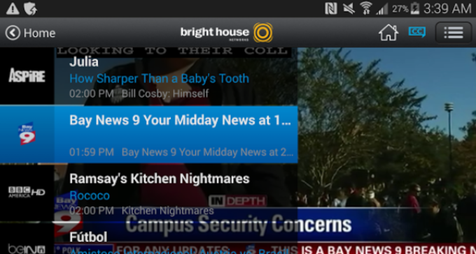 Bright House TV