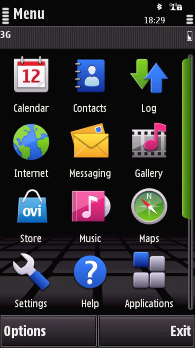 Tema HTC Evolution