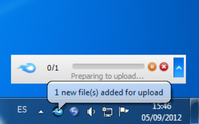 MediaFire Desktop