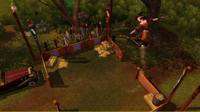 The Sims 3 Supernatural
