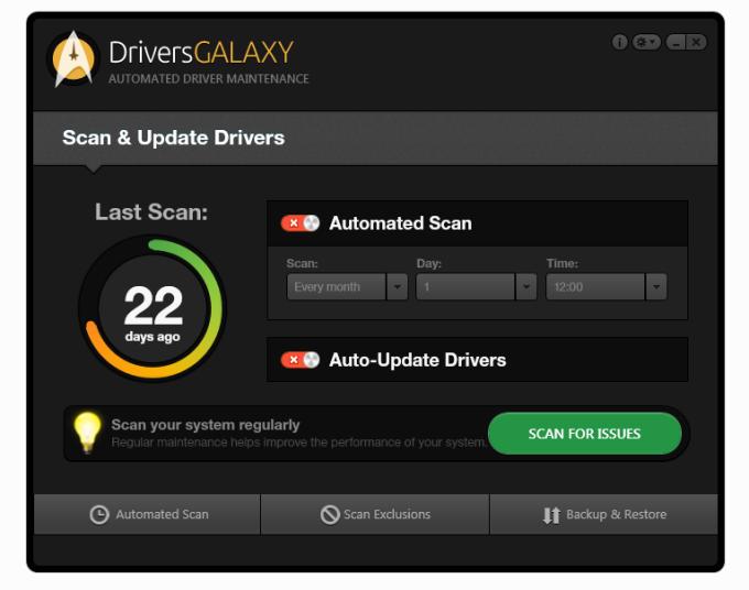 DriversGalaxy