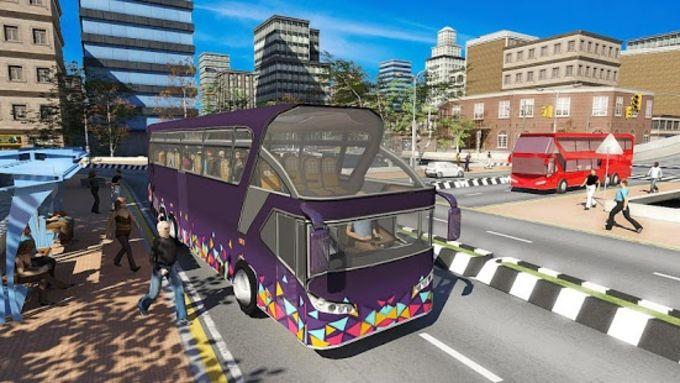 Bus Simulator 2017: Public Transport