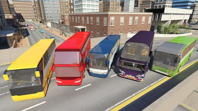 Bus Simulator 2017: Public Transport
