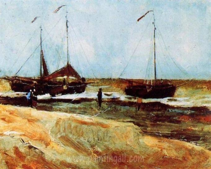 Vincent Van Gogh Painting Screensaver