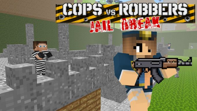 Cops Vs Robbers: Jail Break