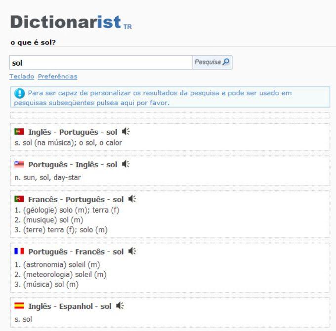 Dictionarist