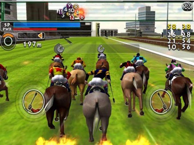 iHorse GO offline Horse Racing
