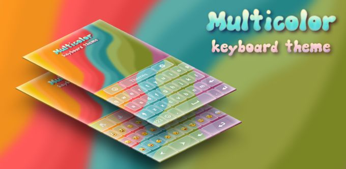 Keyboard Multicolor Theme