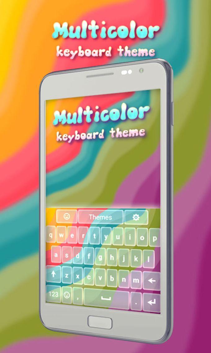 Keyboard Multicolor Theme