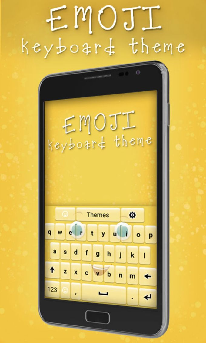 Emoji Keyboard Theme