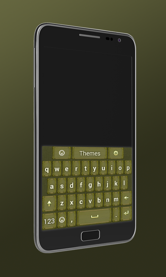 Material Keyboard Theme