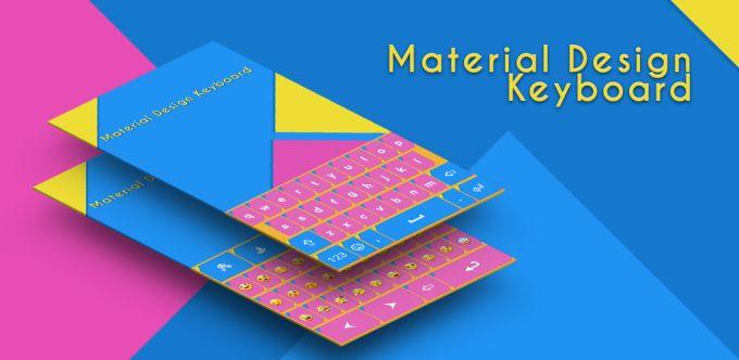 Material Design Keyboard