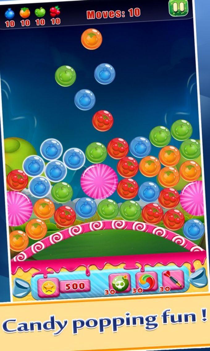 Juicy Drop Pop Candy Kingdom