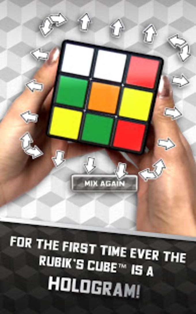 Rubiks Cube Augmented