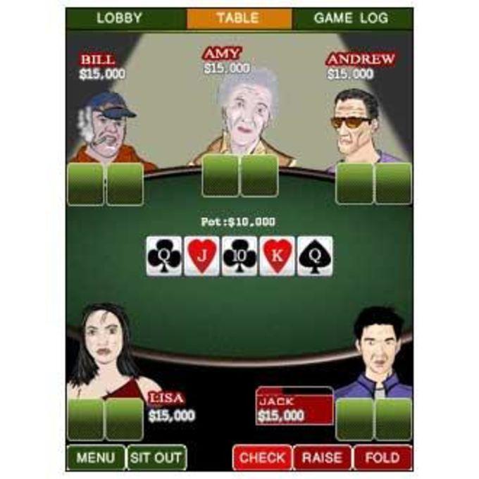 Multiplayer Championship Poker - Holdem