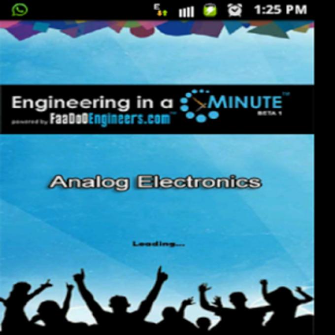 Analog Electronics-1