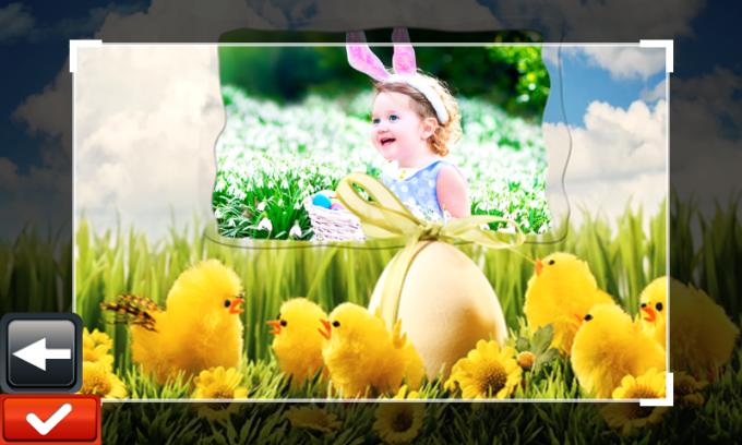 Easter Photo Selfie
