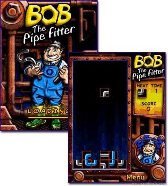 BOB THE PIPE FITTER