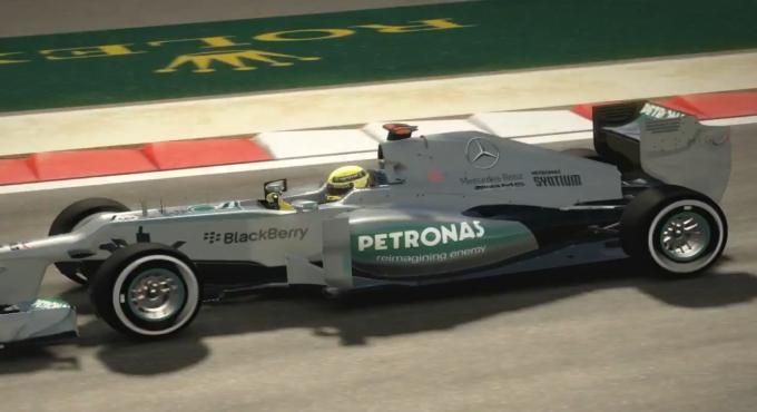 F1 2012 Saison 2013 Mod