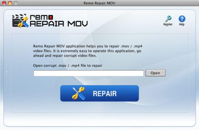 Remo Repair MOV for Mac