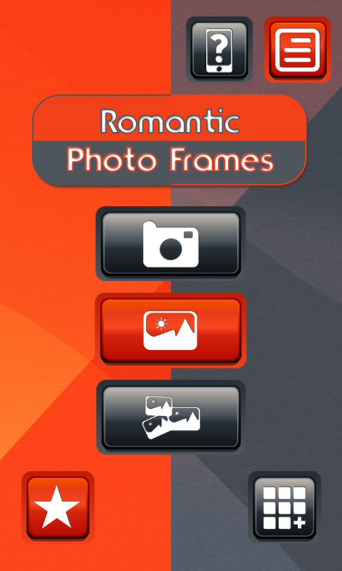 Romantic Photo Frames for Android - Download