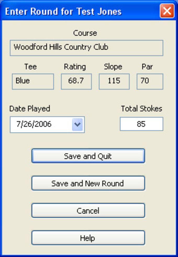 APT Golf