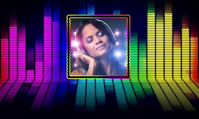 Music Photo Frames