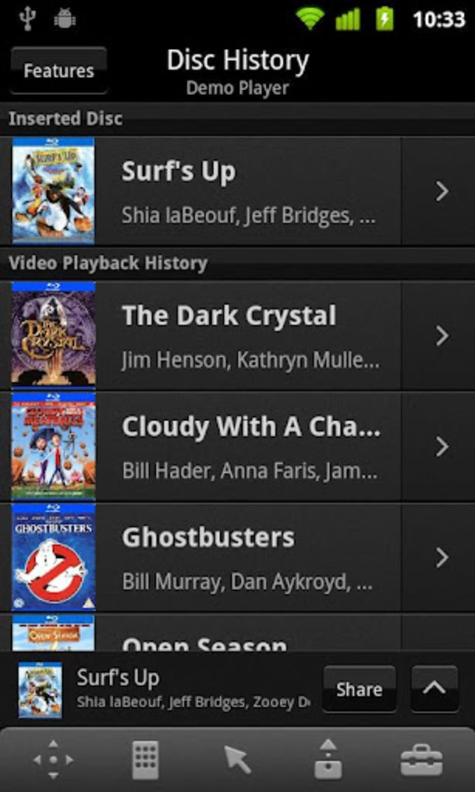 Media Remote for Android