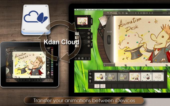 Animation Desk™