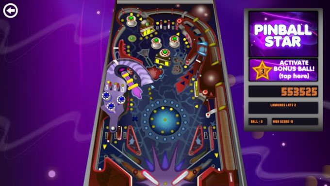 Pinball Star para Windows 10