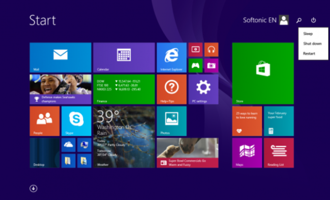 Windows 8.1 August Update