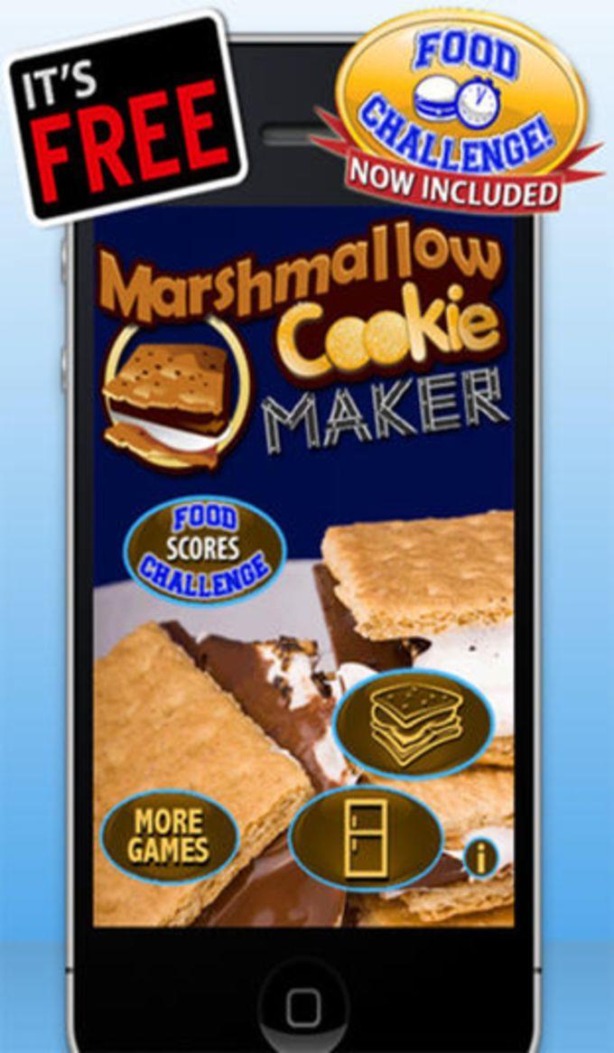 Marshmallow Cookie Maker