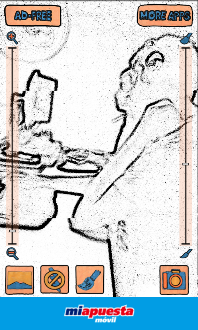 Cartoon Camera