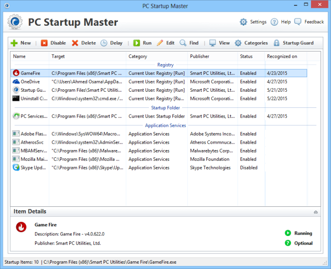 Startup Master