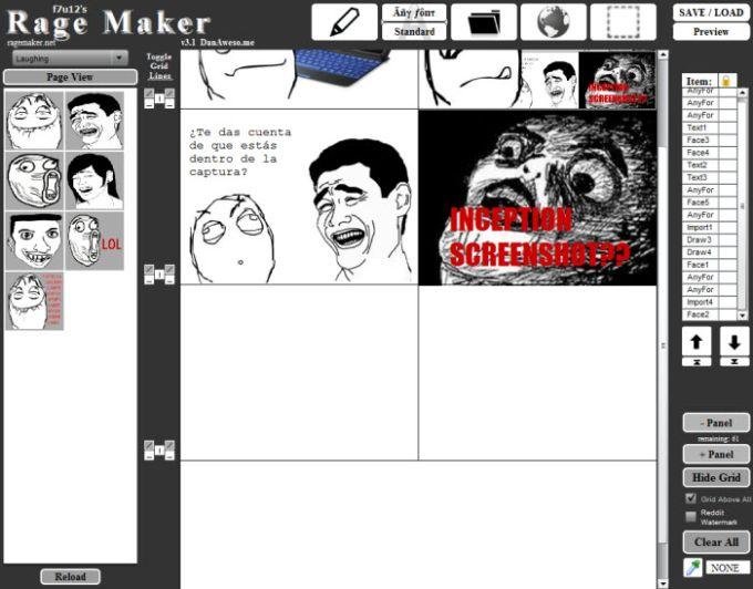 Rage Maker