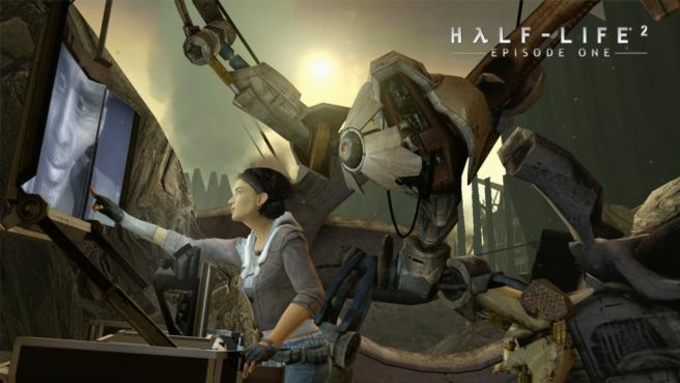 The Half-Life 2: Episode Pack
