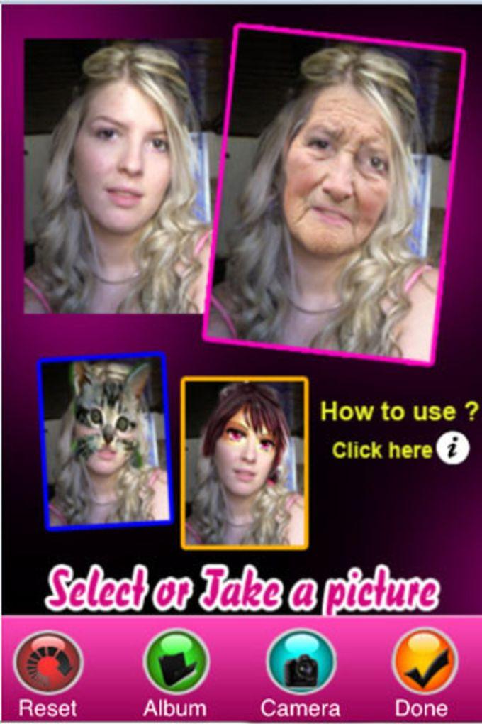 Vieillir son visage - Old Magic