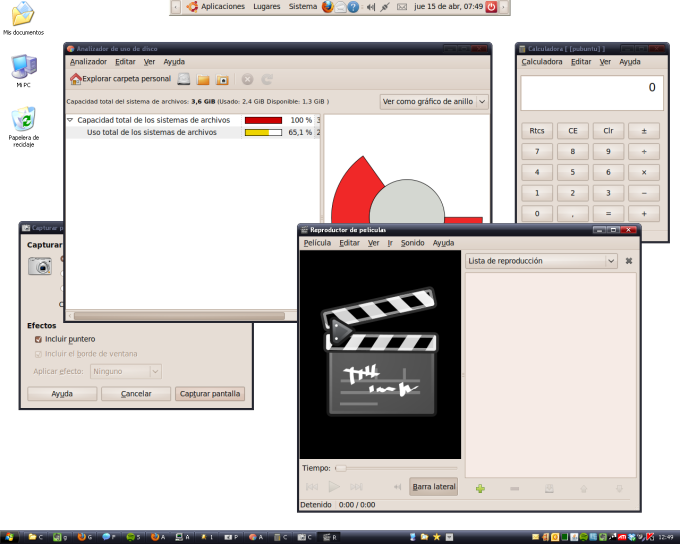 Portable Ubuntu Remix