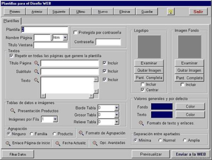 Dataweb Alebus