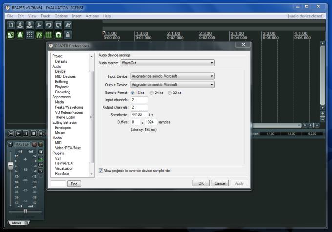 Reaper 64-bit - Download