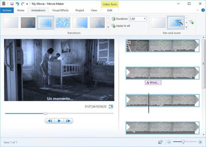 Windows Movie Maker 2012 (Windows) - Download