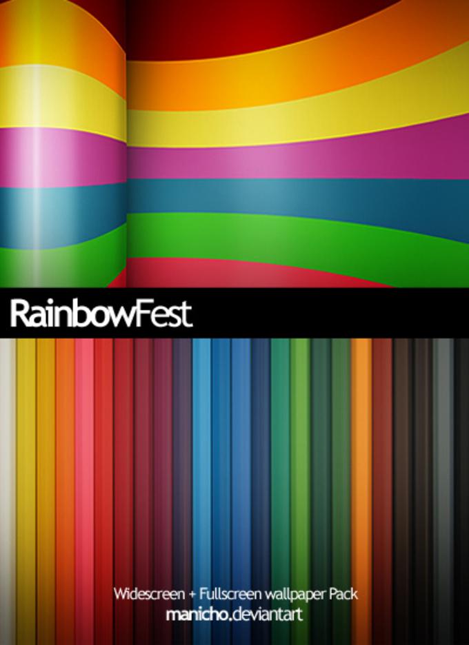 Tapety Rainbowfest