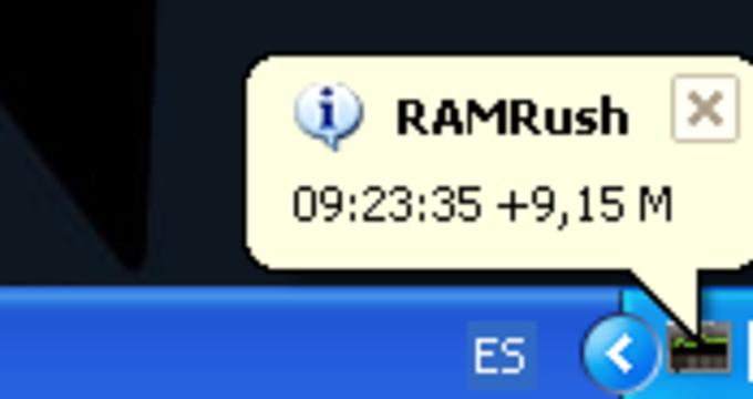RAMRush Portable