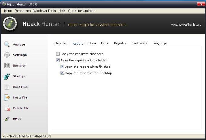 Hijack Hunter