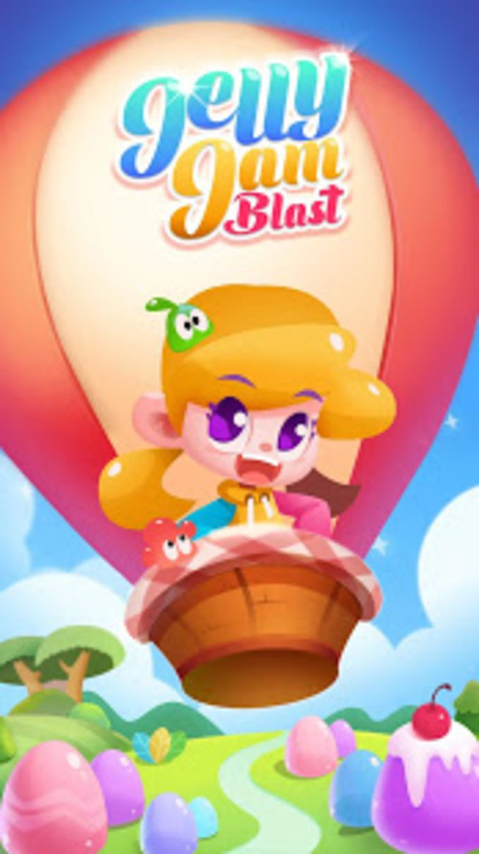 Jelly Jam Blast  A Match 3 Game
