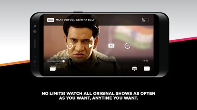 ALTBalaji  Original and Exclusive Indian Shows