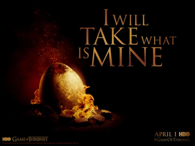 Fonds d'écran Game of Thrones - Saison 2