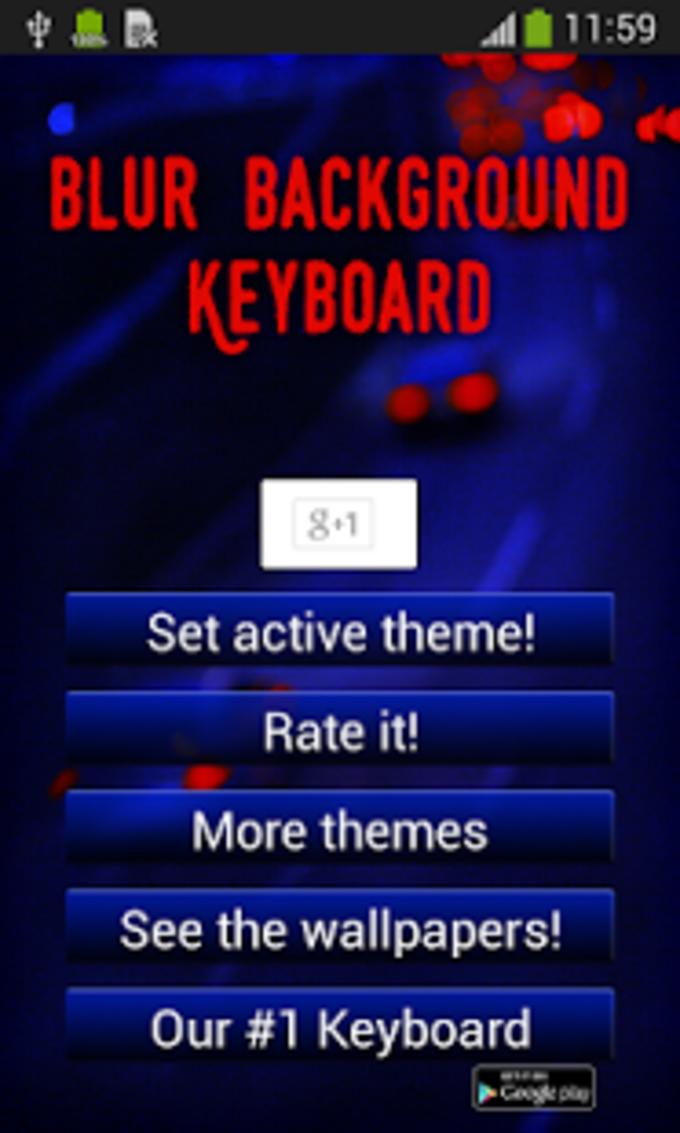 Falta de definición de teclado