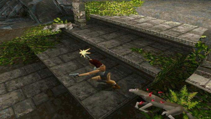 Tomb Raider I