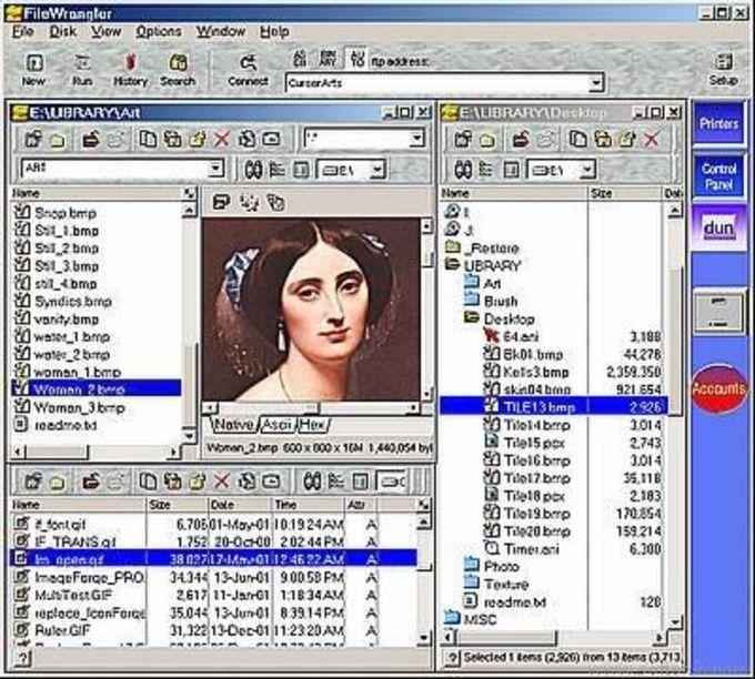 FileWrangler